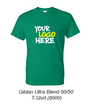 Ultra Heavy Blend Gildan T-Shirt
