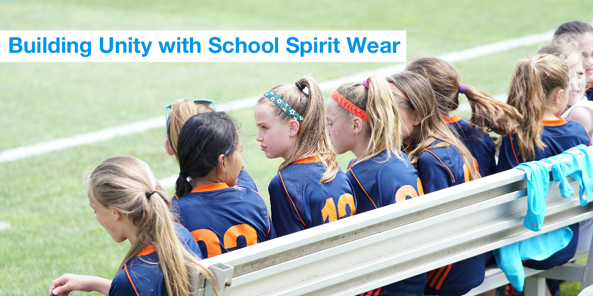 5 Ways to Build Unity Through School Spirit Wear