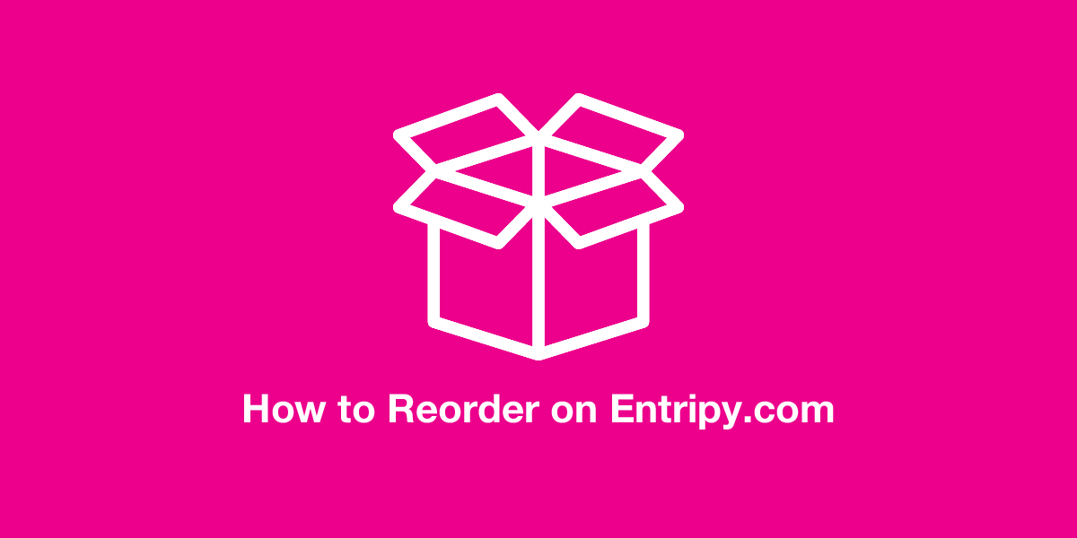 How to Reorder on Entripy