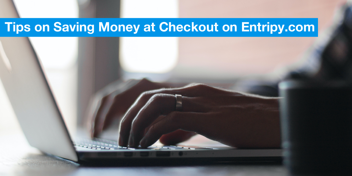 5 Money Saving Tips When Checking Out on Entripy