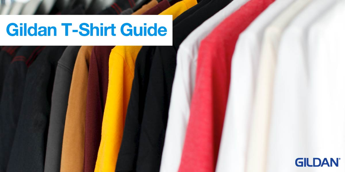 Gildan T-Shirt Guide: Picking the Best Style for Your Business
