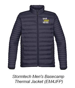 Stormtech Basecamp Thermal Jacket
