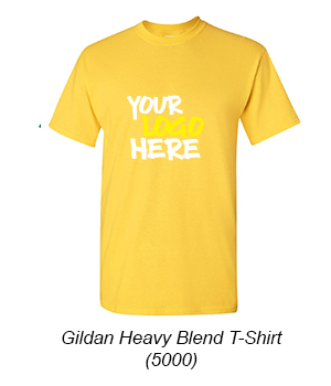 Heavy Cotton Gildan T-Shirt